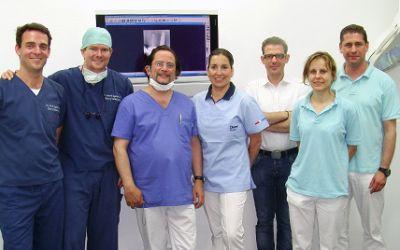 Implantat-Live-OP