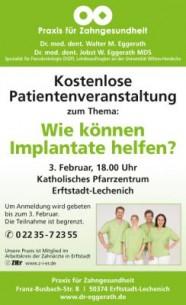 Patientenveranstaltung